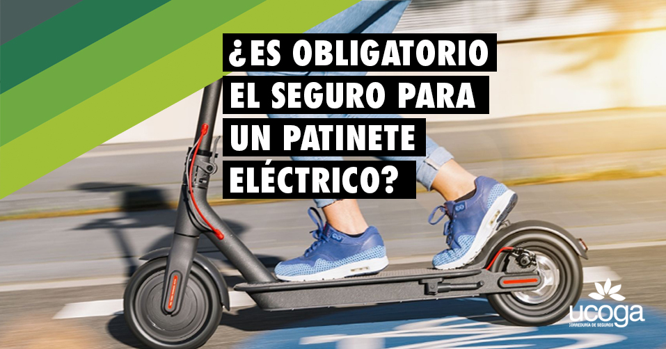 Seguro para patinete eléctrico